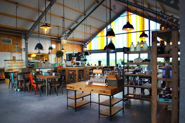 Hajé restaurant Nieuwegein