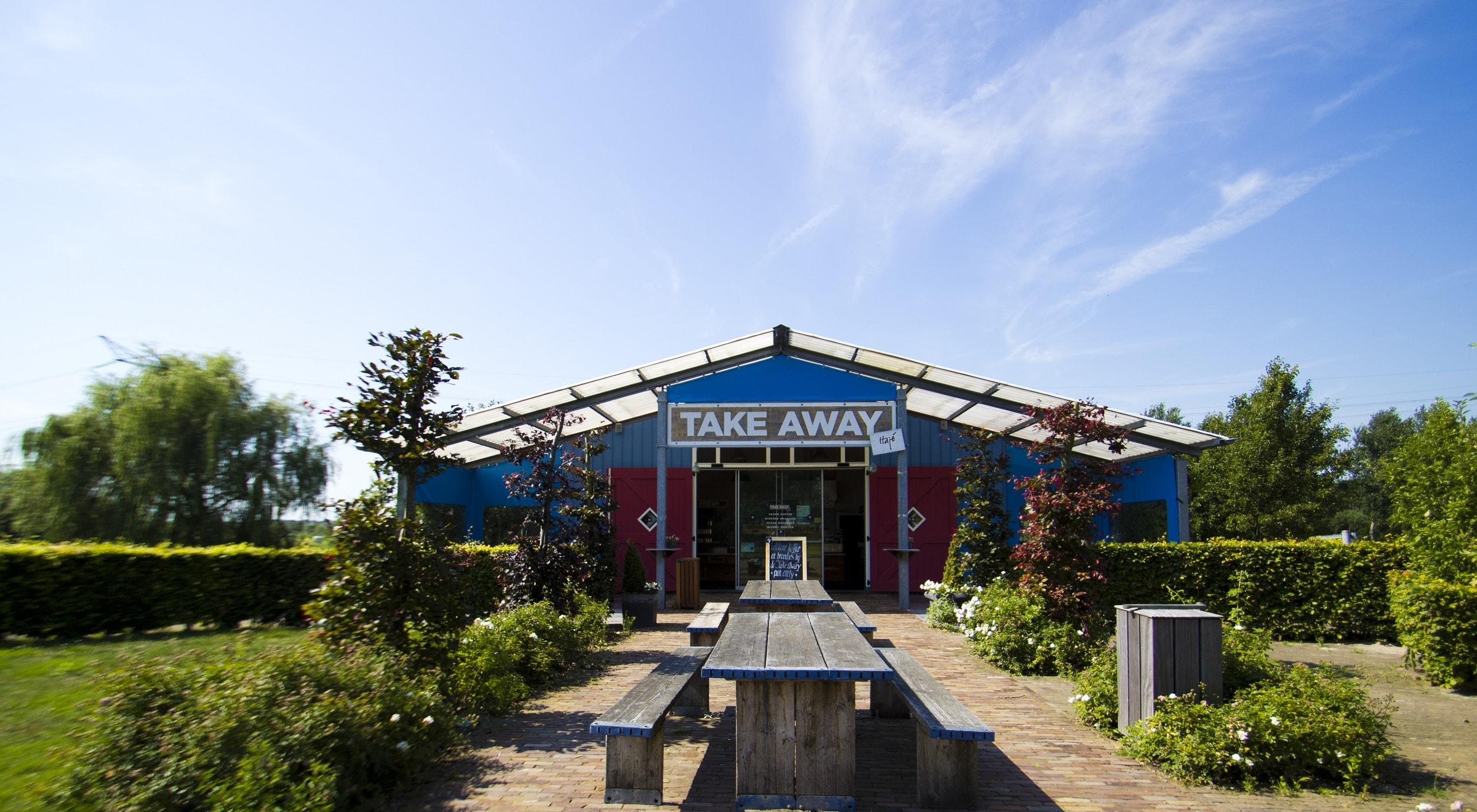 Hajé restaurant Natuurpark opent een Foodtruck!