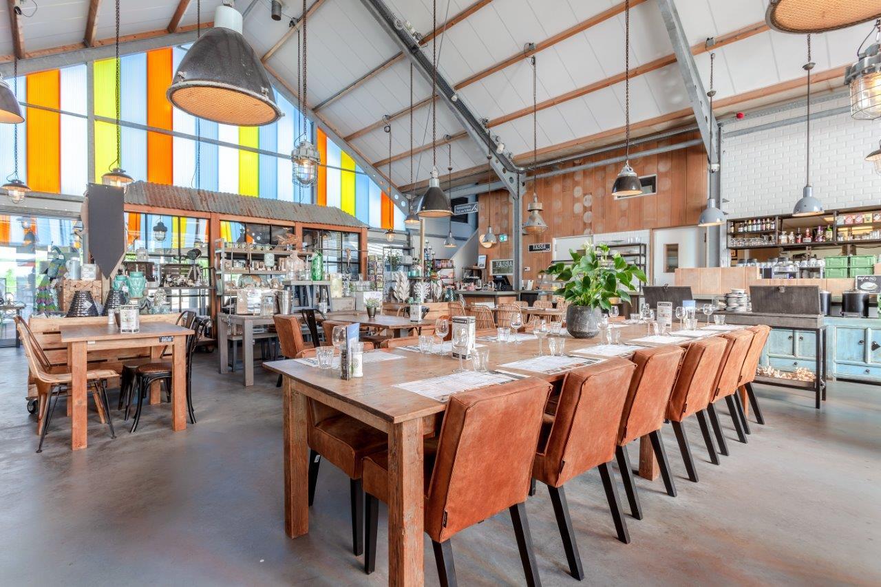2014 | Hajé restaurant Nieuwegein
