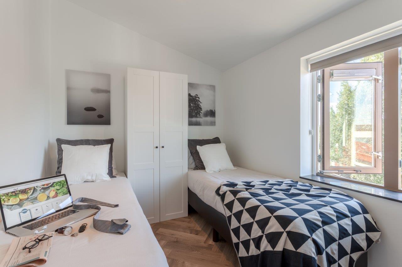 2018 | Hotelkamers Hajé de Lepelaar