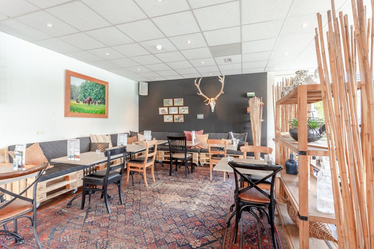 2016 | Hajé restaurant Natuurpark