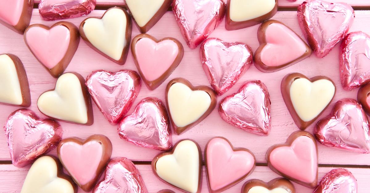 Valentijn – High Tea box