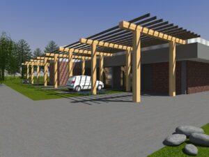 Hajé Afsluitdijk Zurich bouwt vijf hotelkamers